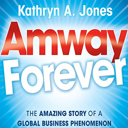 Amway Forever audiobook cover art