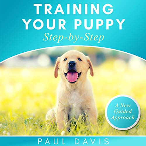 Training Your Puppy Step-by-Step cover art