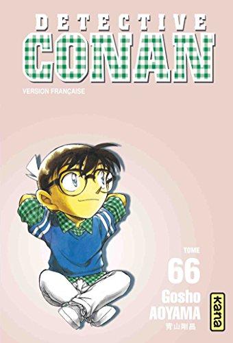 Détective Conan - Tome 66