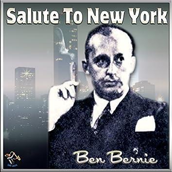 Salute To New York