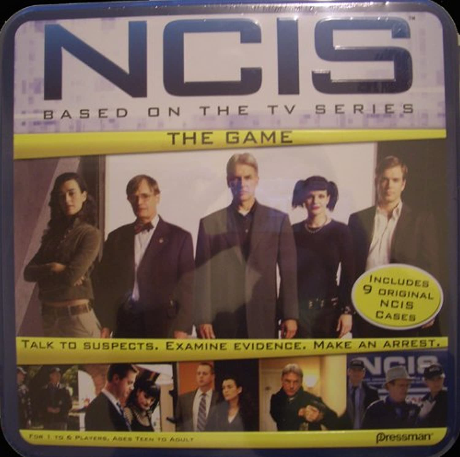 NCIS The Game - Based on the TV Series