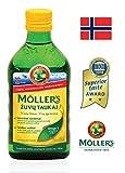 Möller's Omega-3 Lebertran Natur
