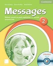 Messages. Delovni zvezek. Per la Scuola media: Messages 2 Workbook with Audio CD Slovenian Edition
