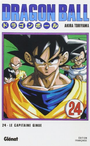 Dragon Ball - Édition originale - Tome 24