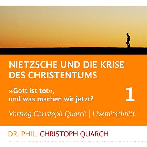 Nietzsche und die Krise des Christentums Titelbild