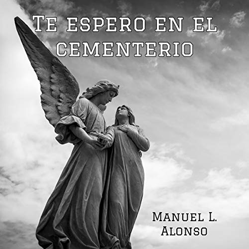 Te espero en el cementerio [I Wait for You in the Cemetery] audiobook cover art