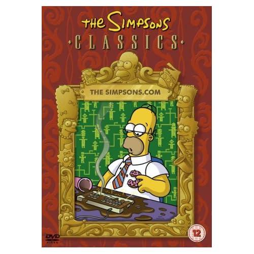 The Simpsons: The Simpsons.com [Edizione: Regno Unito]