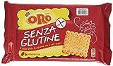 Saiwa Oro Biscotti senza Glutine - 200 gr. - (pacco da 5)