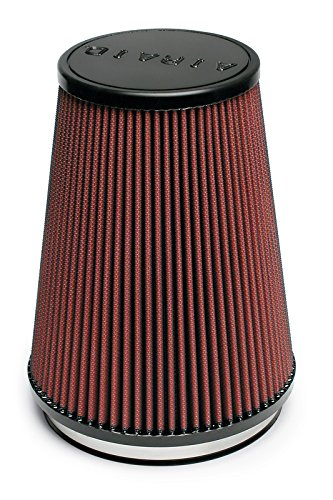 Airaid AIR-700-469 700-469 Universal Clamp-On Air Filter: Round Tapered; 6 in (152 mm) Flange ID; 9 in (229 mm) Height; 7.25 in (184 mm) Base; 5 in (127 mm) Top