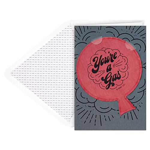 Hallmark Signature Funny Father's Day Card (You're A Gas) (799FFW1211)