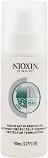 Nioxin 3D Styling Therm Activ Heat Protector Spray, 5.1 Ounce