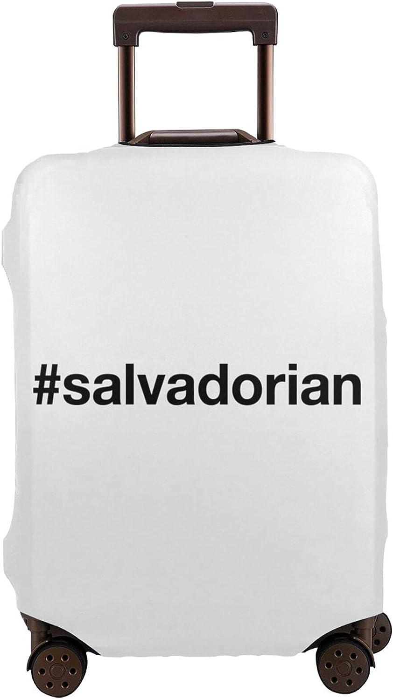 Latest item EL SALVADOR Sale Luggage Cover Sunflower Black Tra Protector Suitcase
