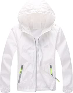 Tortor 1Bacha Men's Hooded Windbreaker Outdoor UV Sun Protection Jacket