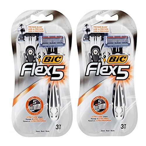 BIC Flex5 Maquinillas de...