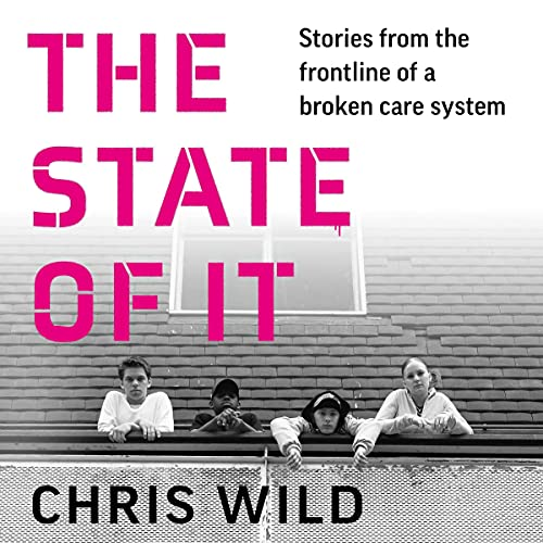 The State of It Audiobook By Chris Wild cover art