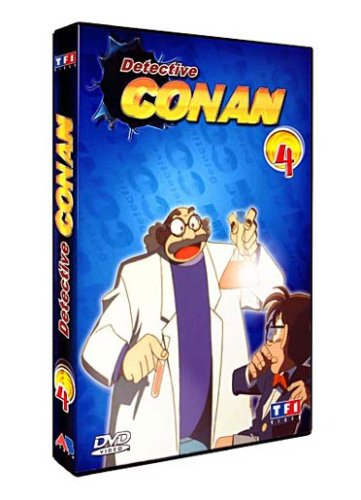 Détective Conan - Vol. 4