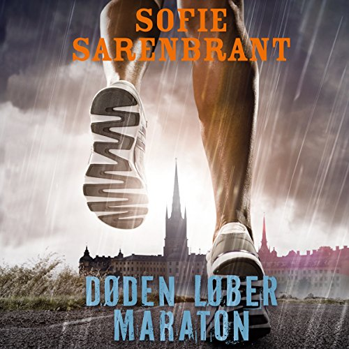 Døden løber maraton [Death Runs Marathons] audiobook cover art