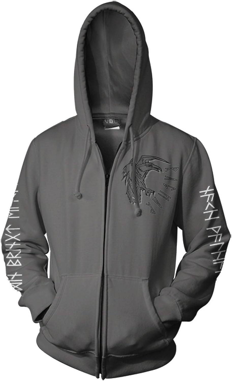 Wotan Textil Ragnar - ZIPJacke B012B7VSGO  Einfaches Leben