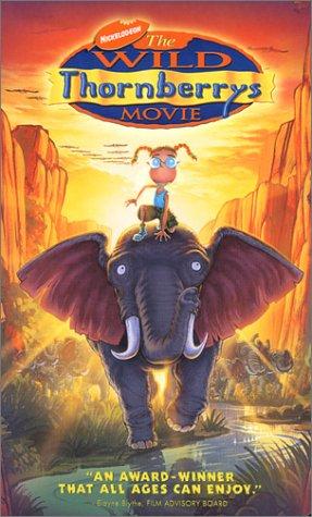 The Wild Thornberrys Movie [VHS]