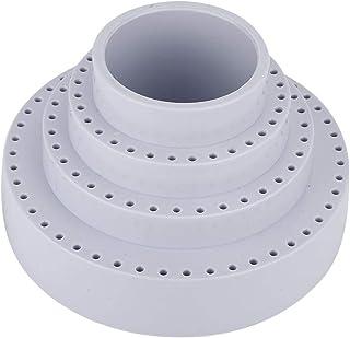 Runder Bohrer Aufbewahrungsbehälter, Bohrerhalter aus Hartplastik Manager Tool Container Quality Tool Organizer