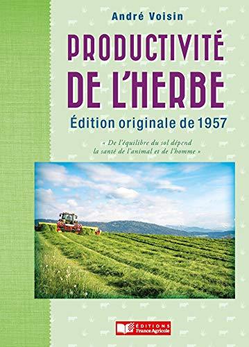 La productivité de l'herbe (FA.ENV.AGRICOLE)