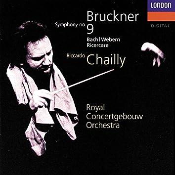 Bruckner: Symphony No. 9 / J.S.Bach - Webern: Ricercare