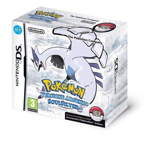 Pokemon Argento SoulSilv+Pokewalker