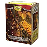 Dragon Shield Matte Art tamaño estándar Mangas 100 Unidades – General Vicar: Portrait Limited Edition (AT-12032)