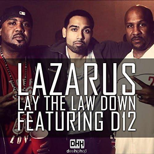 Lazarus feat. D12