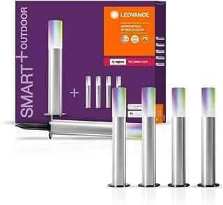 LEDVANCE Oprawa oświetleniowa ogrodowa typu smart LED: for uziemienie, SMART+ Gardenpole Multicolour / 8,50 W, 220…240 V, ...