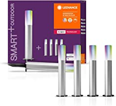 LEDVANCE Slim tuinarmatuur LED: voor grond, SMART+ Gardenpole Multicolour / 8,50 W, 220…240 V, RGBW, 2000…6500 K, body mat...