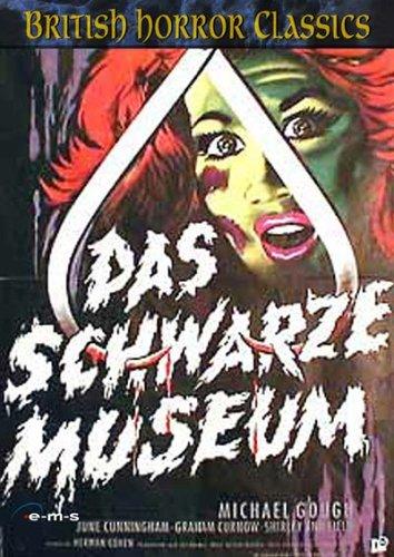 Das schwarze Museum (British Horror Classics 6)