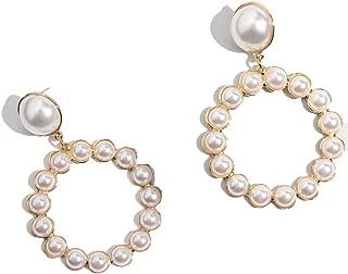 Best latest trendy gold earrings Reviews