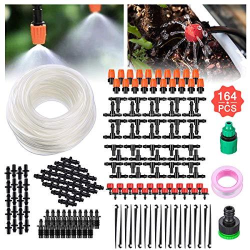 Irrigation System, Tvird Micro Drip Irrigation Kit, Gardena Micro Drip...