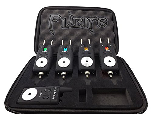 Fubite Fusion - Segnalatori di abboccata via radio 4+1