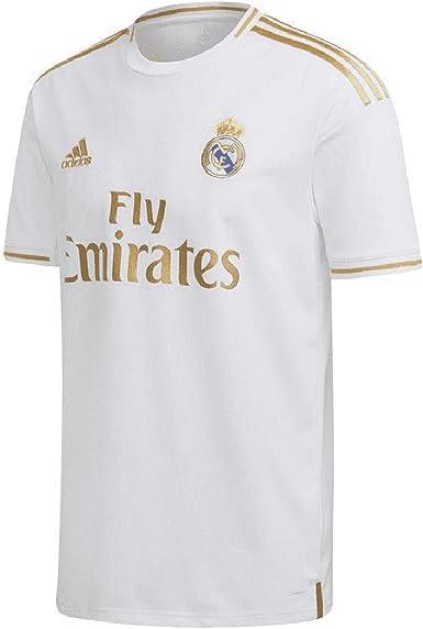 Adidas Real Madrid - Camiseta de fútbol (temporada 19/20 ...