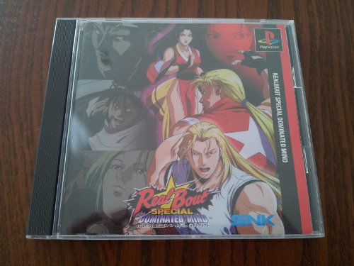 Real Bout Fatal Fury Special: Dominated Mind [Japan Import]