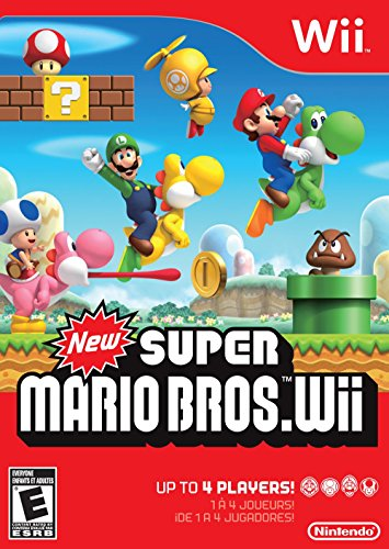 new super mario brothers 2 wii - 2