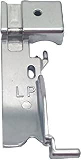 HONEYSEW Piping foot For Brother Serger 500,600,700,900 series,834DP,1034D,3034D,4234D,PL1050