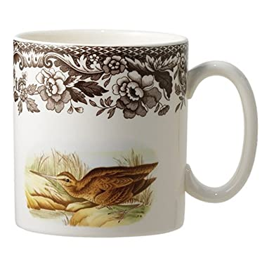 Spode Woodland Snipe and Quail Mug