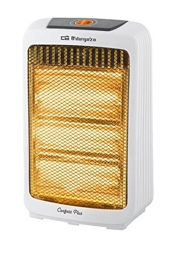 Calefactores Eléctricos Bajo Consumo Pequeños Marca Orbegozo