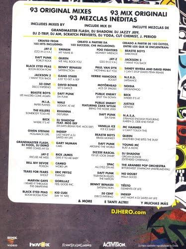 DJ Hero [Importación italiana]: Amazon.es: Videojuegos