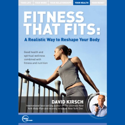 Fitness That Fits audiobook cover art