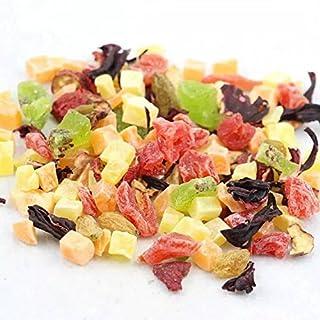 ☕ Fruit Tea Pleasure. ☕ Non GMO, Organic, 100 % Natural tea ☕ Caffeine free ☕ Vitamines Rich ☕Hibiscus melon kiwi papaya r...
