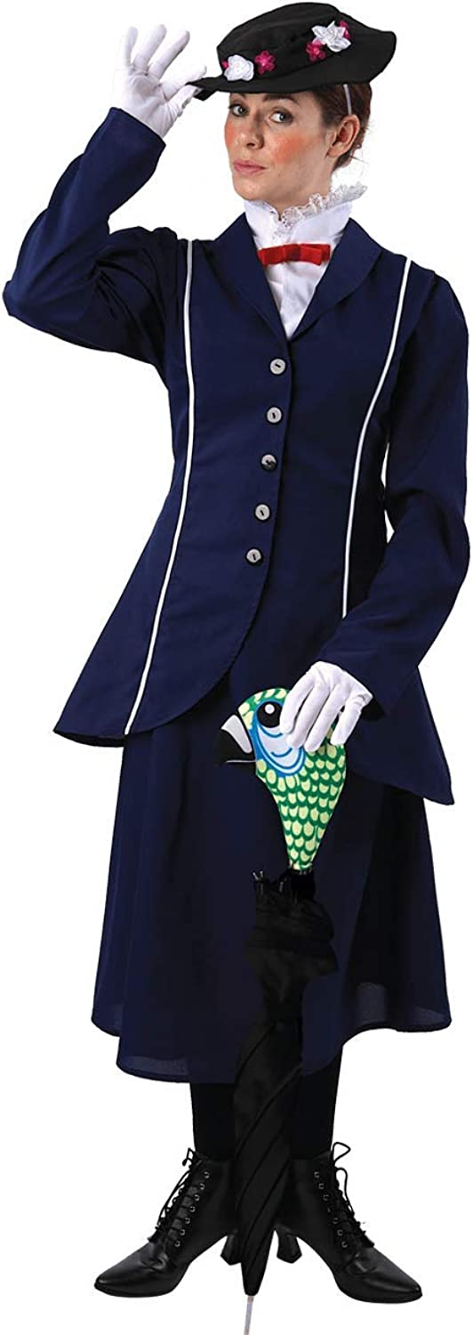 Orion Costumes Womens Magical Nanny Film Fancy Dress