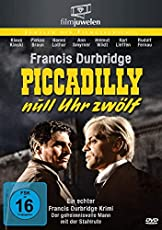 Piccadilly null Uhr zwölf (Filmjuwelen) [DVD] [1963]