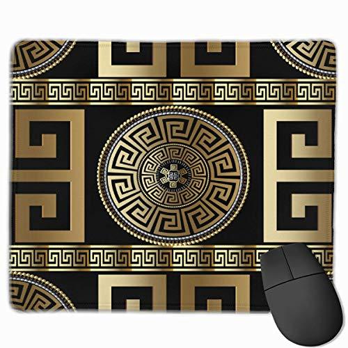 3D Wallpaper Mit Griechischer Tastatur Mauspad Büroraum Dekor Home Office Computerzubehör Mousepads 25 X 30 cm