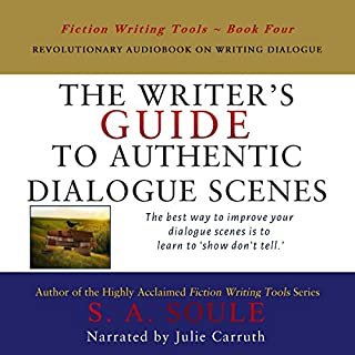The Writer's Guide to Realistic Dialogue cover art