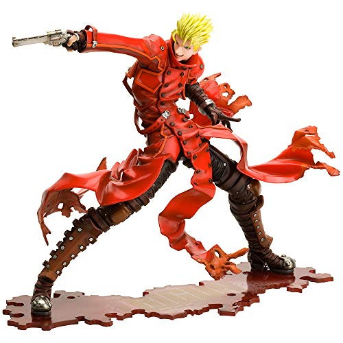 KOTOBUKIYA PP815 Trigun VASH The Stampede Renewal Package Version Artfx J Toy