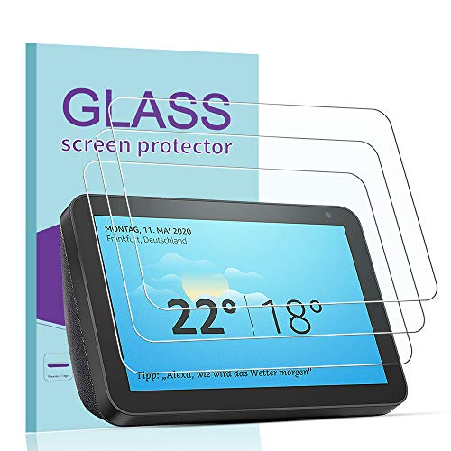 Janmitta for Amazon Echo Show 8 Screen Protector